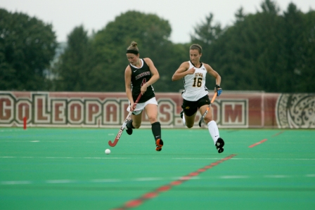 With four ranked opponents behind them, the Lafayette field hockey team can now focus on league play.