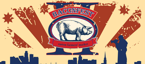 Pig out at Easton's bacon fest
