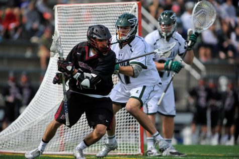 Scoring was a major problem in the Lafayette men's lacrosse team's loss to No. 1 ranked Loyola last weekend.