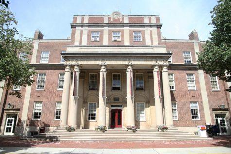 Markle Hall of Administration (Hana Isihara 17).