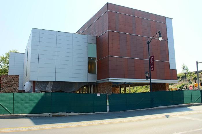 The+new+Film+and+Media+Studies+building+at+219+N.+Third+Street.+%5BPhoto+by+Julia+Brennan+%E2%80%9817%5D