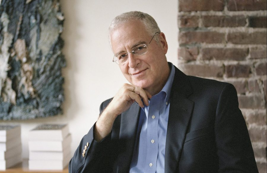 Ron+Chernow%2C+author+of+Alexander+Hamilton+and+history+advisor+to+the+Broadway+musical+Hamilton%2C+will+be+this+years+commencement+speaker.+%28Courtesy+of+Athletic+Communications%29