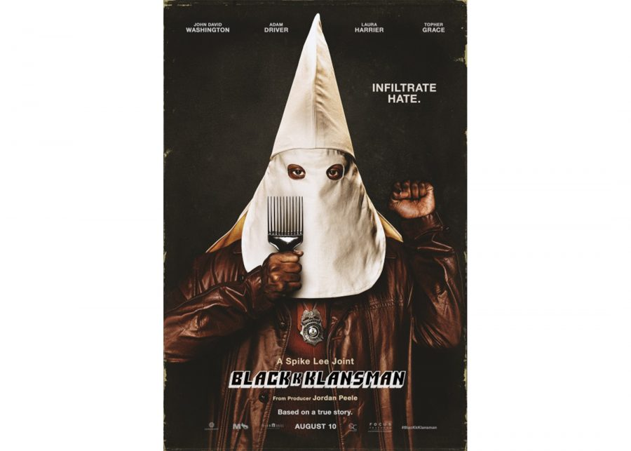 BlacKkKlansman+demonstrates+a+powerful+connection+to+our+current+social+climate%2C+writes+Matt+Peters+19.+%28Photo+Courtesy+of+impawards.com%29