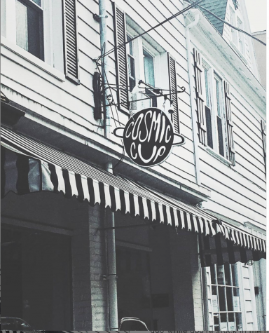 Cosmic Cup owner Monocacy Coffee will still operate out of Lit Coffee Roastery and Bakeshop in Bethlehem. Photo courtesy of Cosmic Cup Coffee Instagram page.