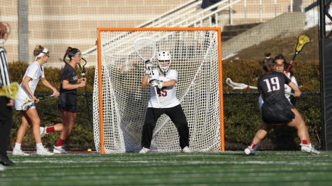 Three new captains look to lead womens lacrosse into tournament play this spring