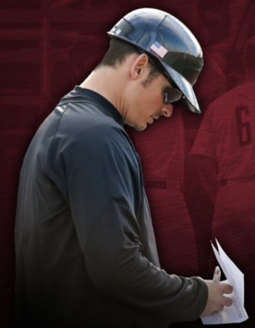 Baseball head coach Tim Reilly previously served as the hitting coach at Lafayette for three seasons. (Photo courtesy of Athletic Communications)