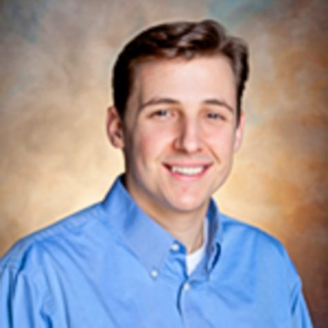 Tim Uhrich received a Bachelor of Arts from Penn State University, and got his MBA from Lehigh University this past year. (Photo courtesy of Residence Life)
